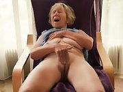 My very mature wife still luvs to touch one out